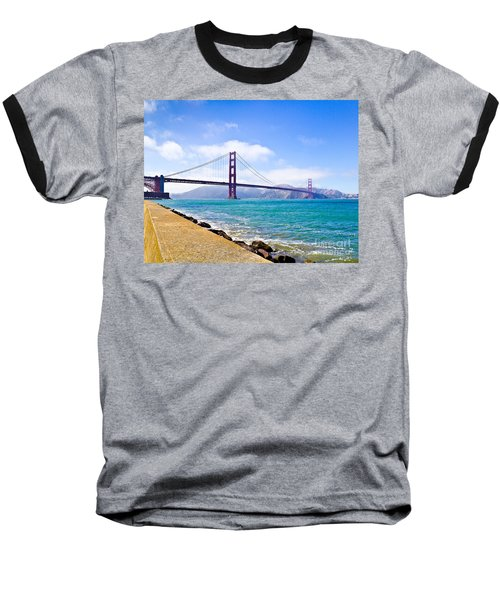 75 Years - Golden Gate - San Francisco Baseball T-Shirt