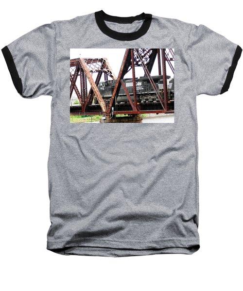 9215 Southern Cargo Train Baseball T-Shirt