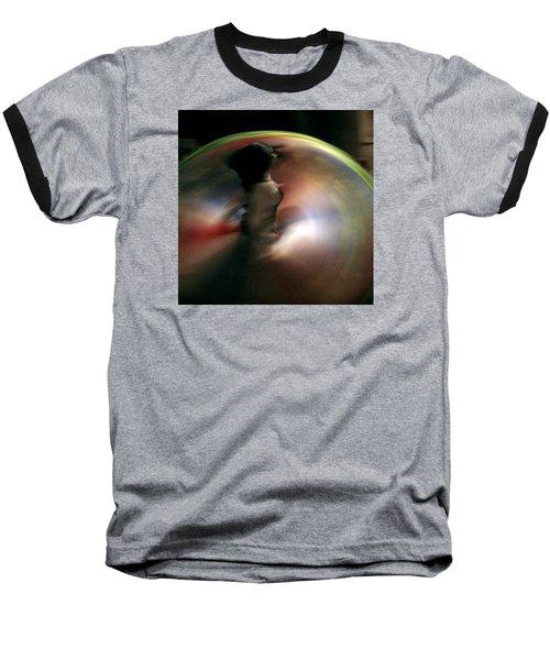 A Female Whirling Dervish In Capadocia Baseball T-Shirt