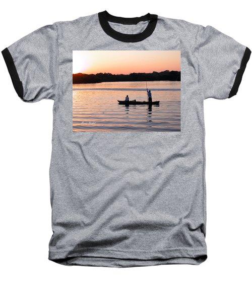 A Fisherman's Story Baseball T-Shirt