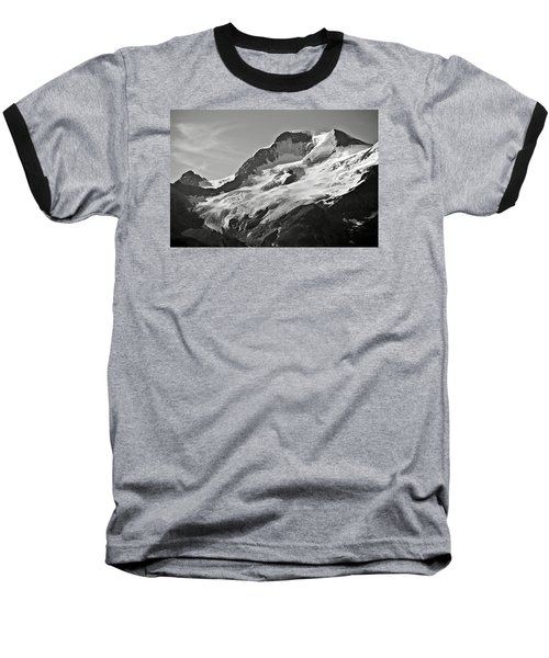 A Glacier In Jasper National Park Baseball T-Shirt