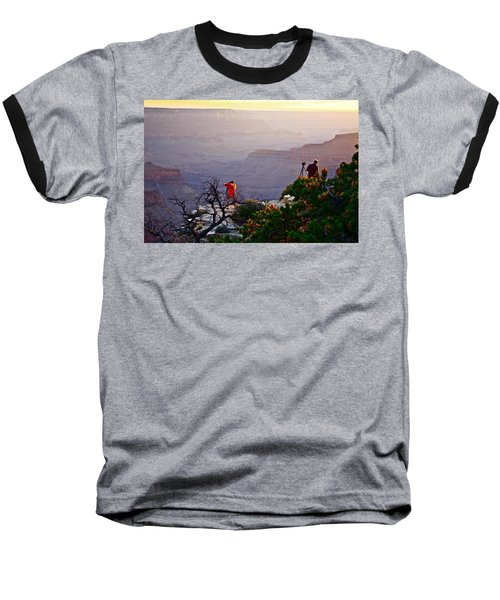 A Grand Meeting Place Baseball T-Shirt