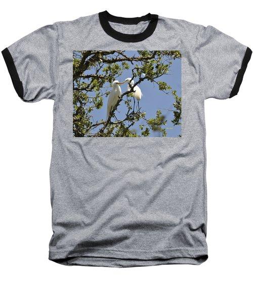 A Kiss Is Just A Kiss... Baseball T-Shirt