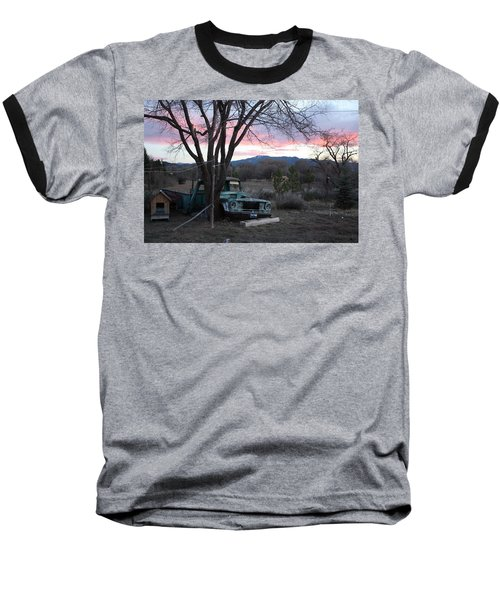 A Life's Story Baseball T-Shirt