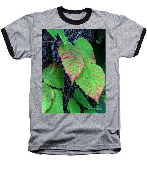A Touch Of Autumn Baseball T-Shirt