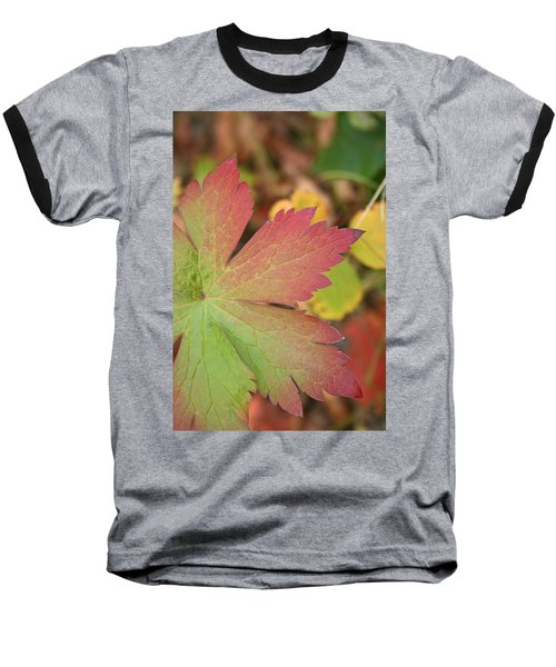A Touch Of Fall Baseball T-Shirt