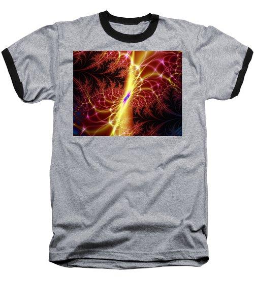 A Twist Of Fate Baseball T-Shirt
