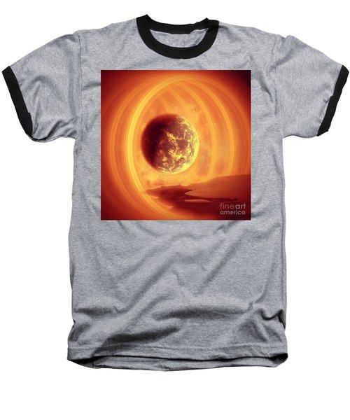 A Whole New World Baseball T-Shirt