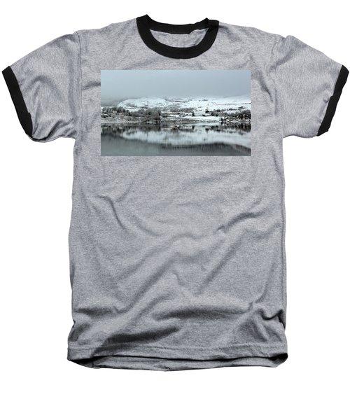 Baseball T-Shirt featuring the photograph A Winter's Scene by Lynn Bolt