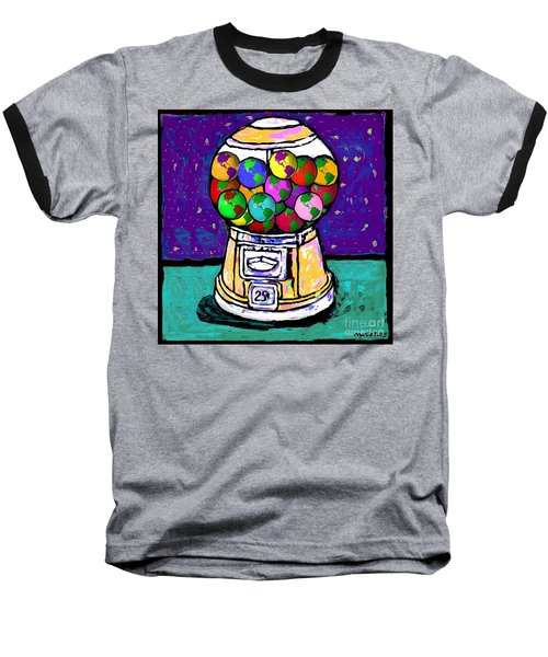 A World Of Gumballs Baseball T-Shirt