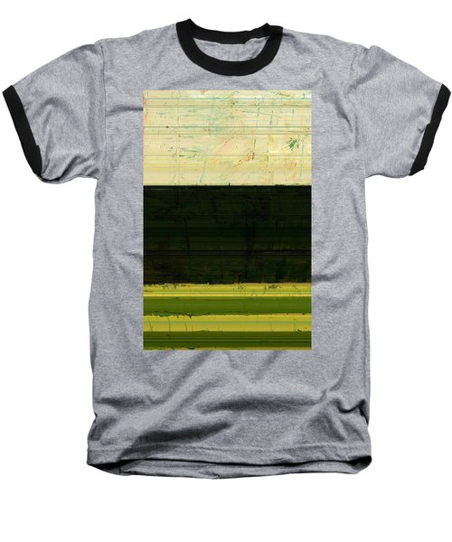 Abstract Landscape - The Highway Series Ll Baseball T-Shirt