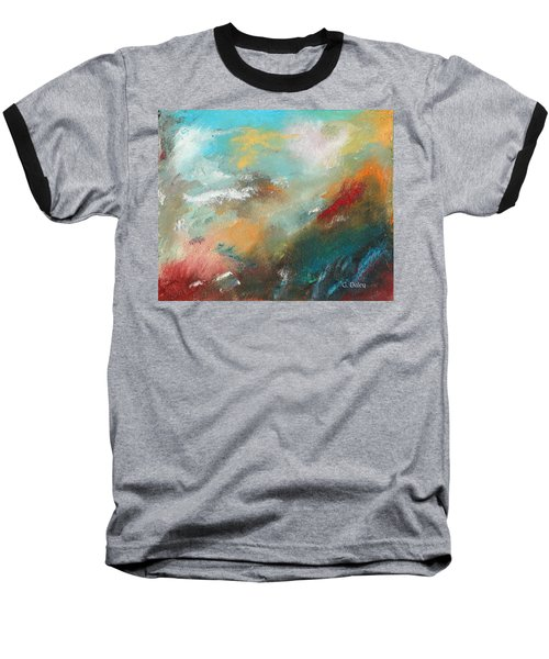 Abstract No 1 Baseball T-Shirt