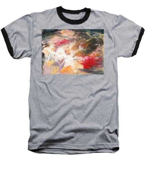 Abstract No 2 Baseball T-Shirt
