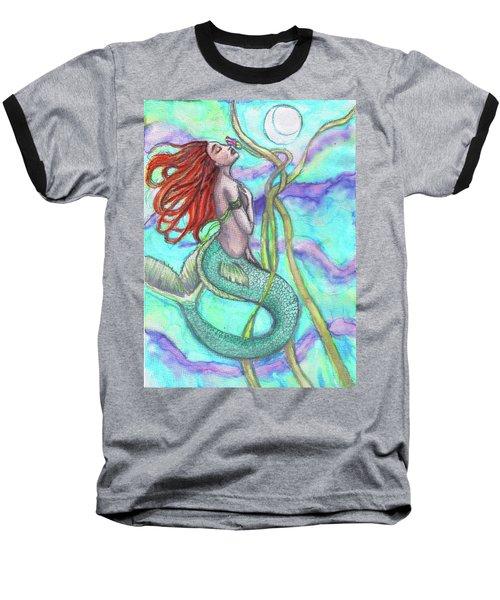 Adira The Mermaid Baseball T-Shirt