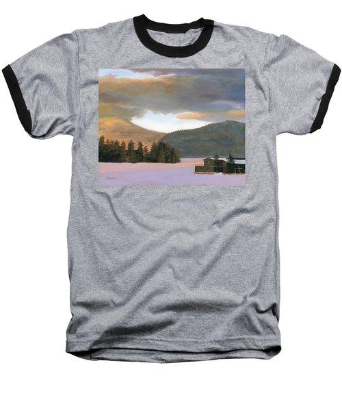 Adirondack Morning Baseball T-Shirt