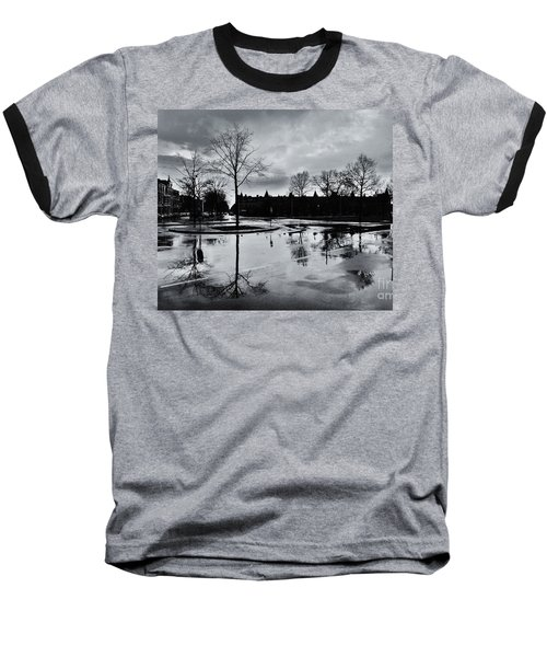 Den Haag After The Rain Baseball T-Shirt