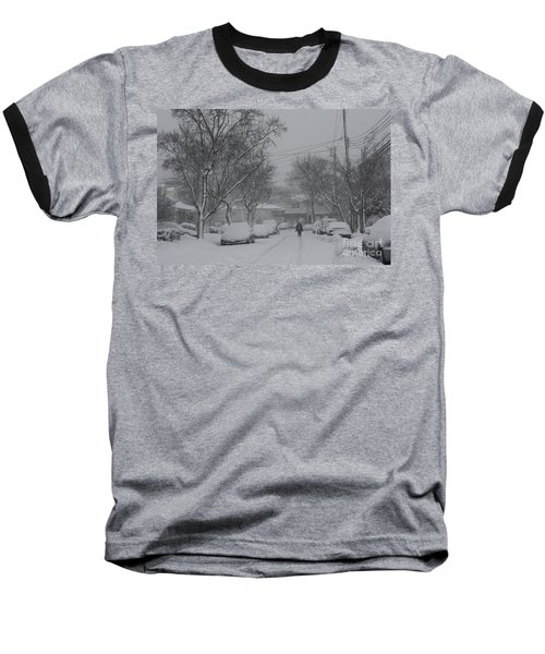 Baseball T-Shirt featuring the photograph After The Storm by Dora Sofia Caputo Photographic Art and Design