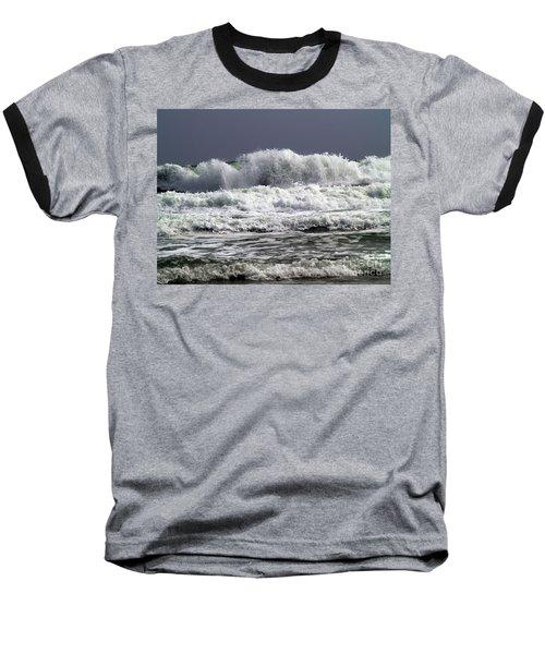 Aftermath Of A Storm Iv Baseball T-Shirt