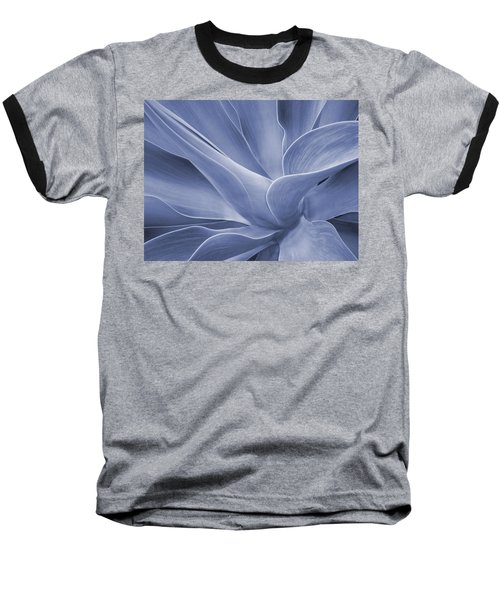Agave In Blue Baseball T-Shirt