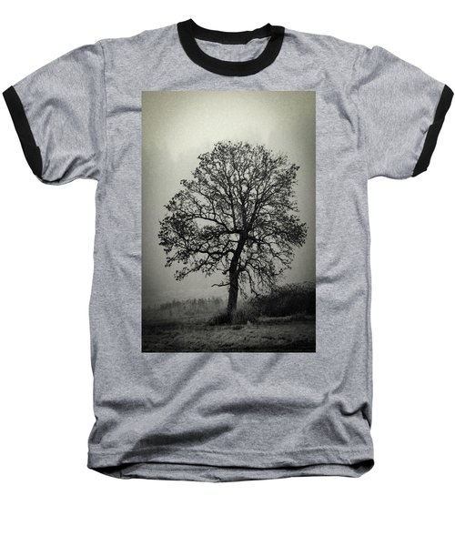 Baseball T-Shirt featuring the photograph Age Old Tree by Steve McKinzie