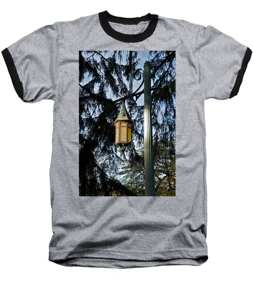 Baseball T-Shirt featuring the photograph Akers Night by Joseph Yarbrough