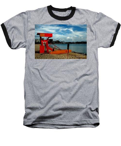 Ala Moana Baseball T-Shirt
