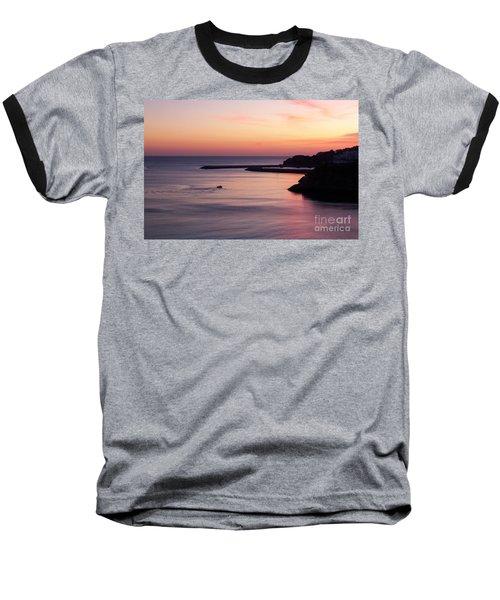 Baseball T-Shirt featuring the photograph Albuferian Sunset by Lynn Bolt