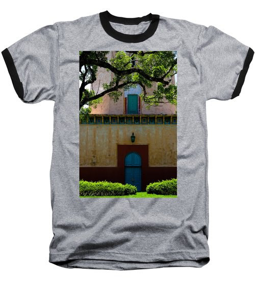 Alhambra Water Tower Doors Baseball T-Shirt
