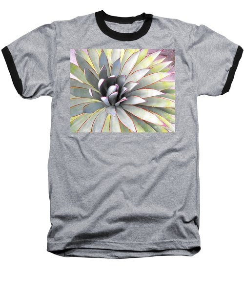 Baseball T-Shirt featuring the photograph Aloe by Rebecca Margraf