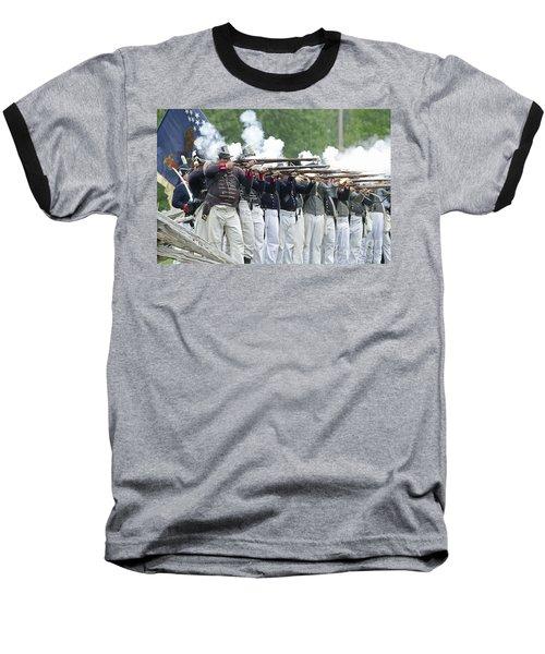 American Firing Line Baseball T-Shirt