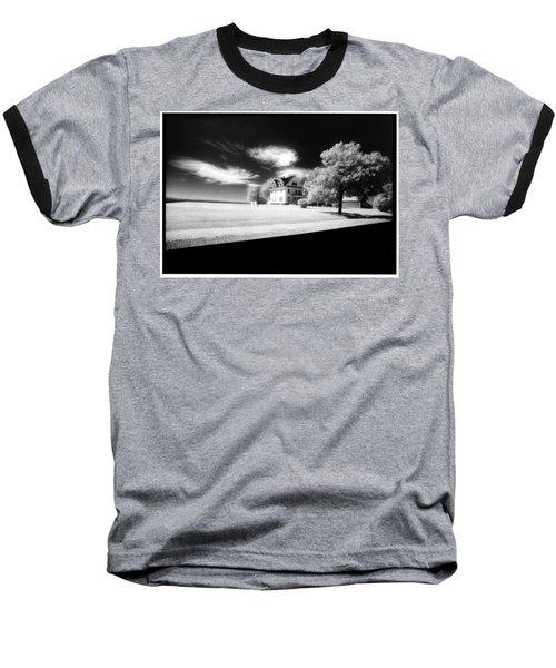 American Landscape Baseball T-Shirt