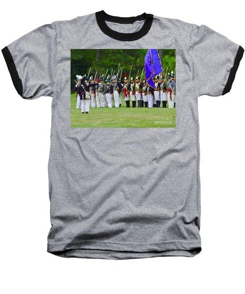 American Line Baseball T-Shirt