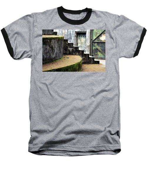 An Abandoned Fortress Baseball T-Shirt