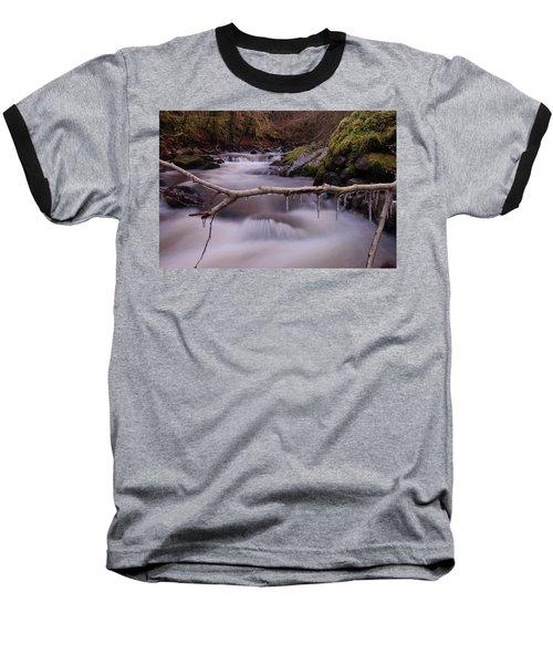 An Icy Flow Baseball T-Shirt