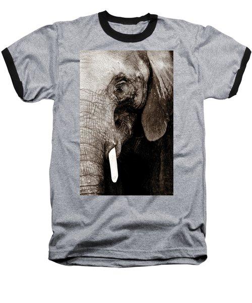 Ancient Face Baseball T-Shirt