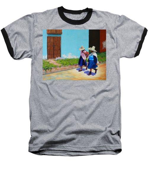 Andean Ladies Baseball T-Shirt