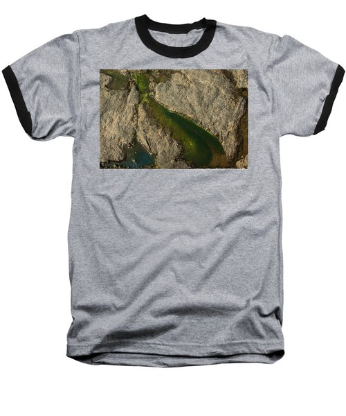 Another World Iv Baseball T-Shirt