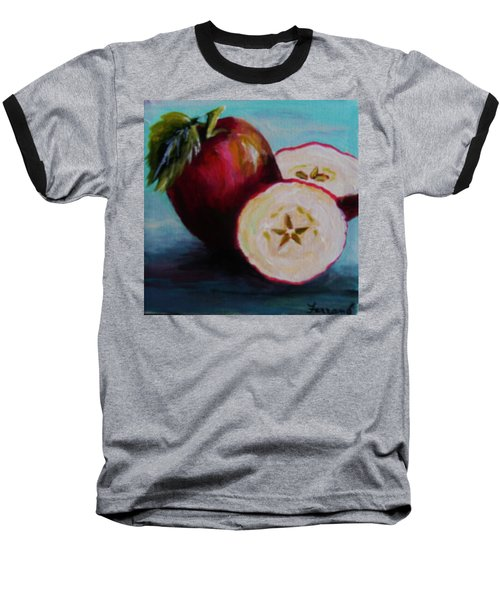 Apple Magic Baseball T-Shirt