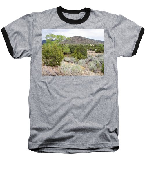 April New Mexico Desert Baseball T-Shirt