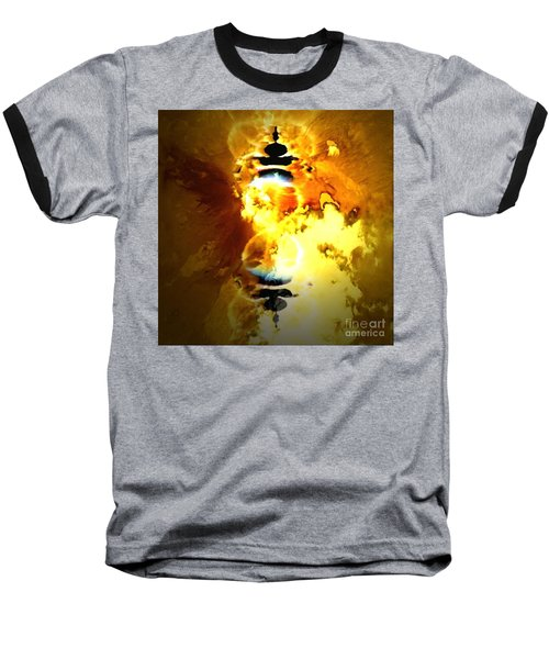 Arabian Dreams Number 5 Baseball T-Shirt