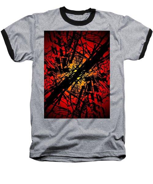 Arbor Sun Baseball T-Shirt by Tim Allen