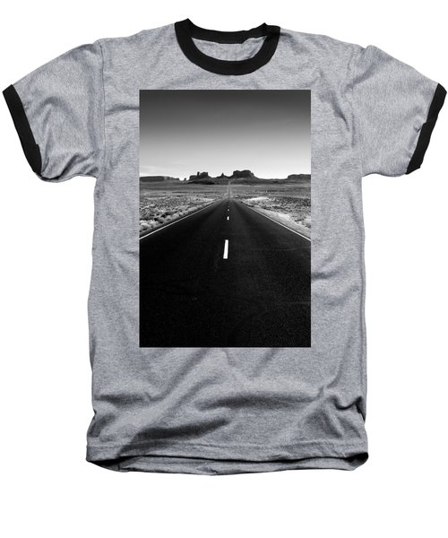 Are We There Yet Baseball T-Shirt