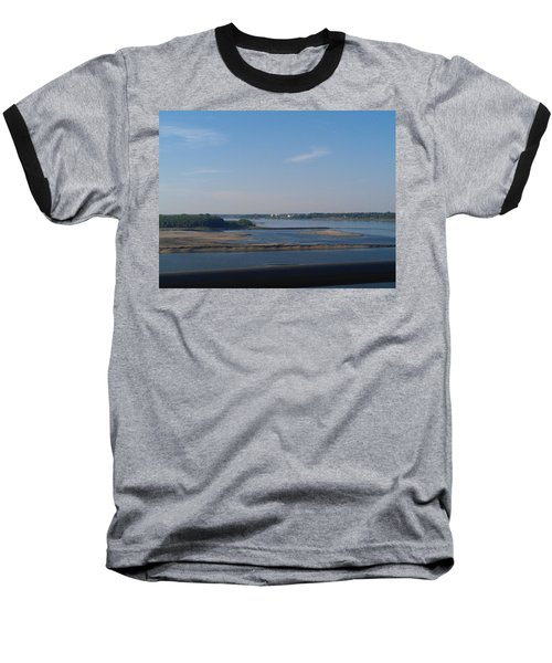 Arkansas Crossing Baseball T-Shirt by Kelly Turner
