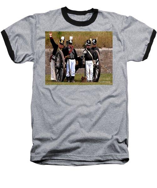 Artillery Baseball T-Shirt
