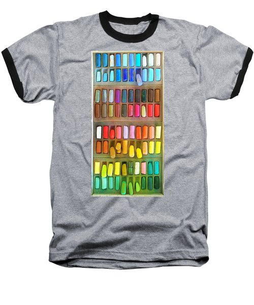 Artists Rainbow Baseball T-Shirt