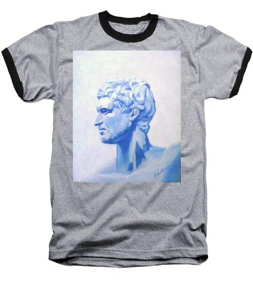 Athenian King Baseball T-Shirt