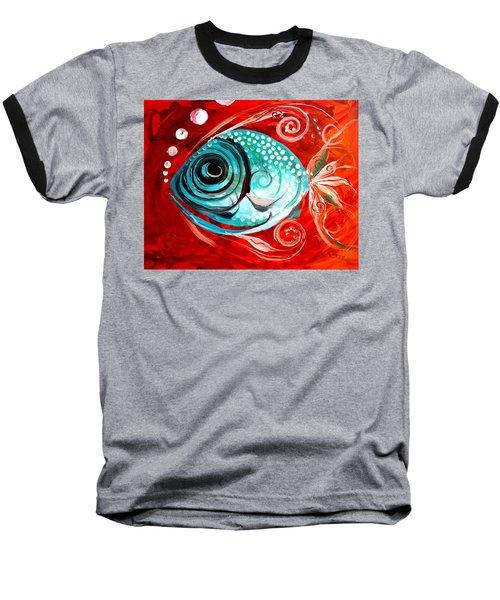 Attract Baseball T-Shirt