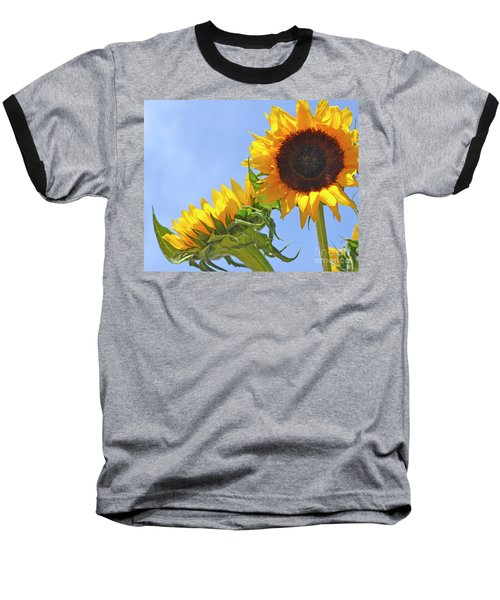 August Sunshine Baseball T-Shirt