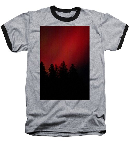 Aurora 02 Baseball T-Shirt by Brent L Ander