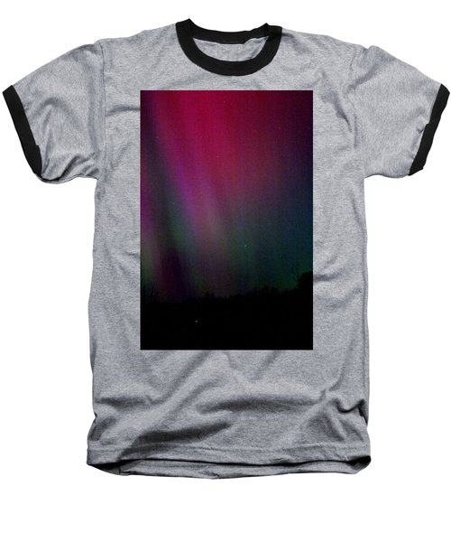 Aurora 03 Baseball T-Shirt by Brent L Ander